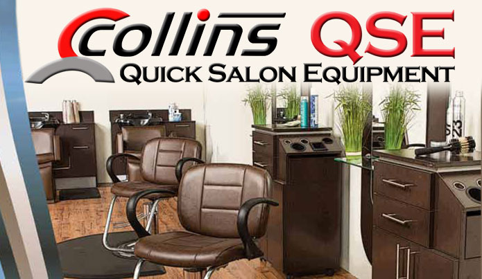 Collins QSE Quick Ship Salon Equipment & Furniture