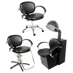 Salon Chairs by Series
