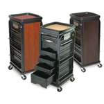 Roller Carts & Color Trays