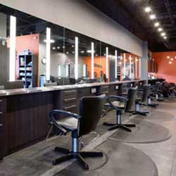 Styling Stations & Salon Cabinetry - Barber Stations, Portable Stations, Shampoo Stations, Lockers