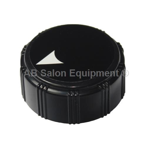 BMP Black Dryer Knob for Brio Dryers