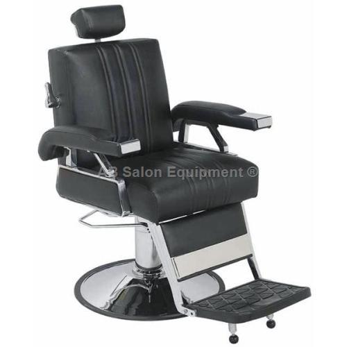 Salon Equipment Pros SEP-2106BLK The General Barber Chair