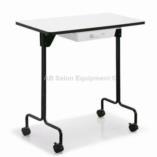 AB Atmosphere Littrell Collapsible Nail Table