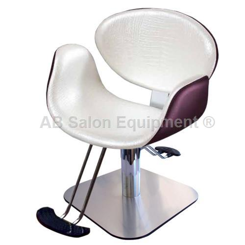 Salon Ambience SH/430-4/S Amber Styling Chair - Square Base