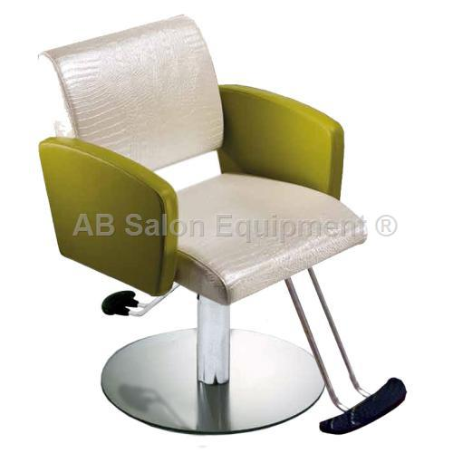 Salon Ambience CH/030-4/R Emma Styling Chair - Round Base