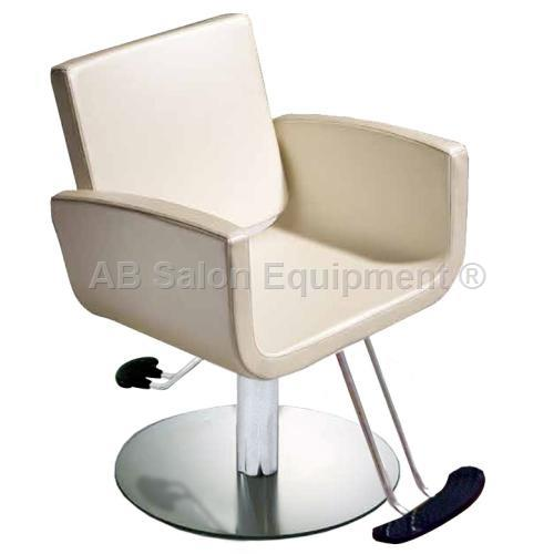 Salon Ambience CH/050-4/R You Styling Chair - Round Base