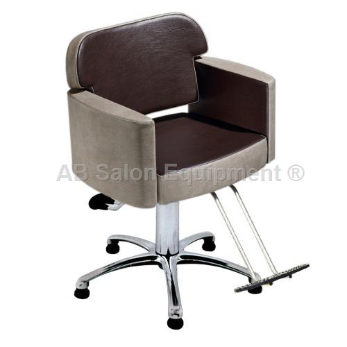 Salon Ambience CH/110-4 Dea Styling Chair w/ 1675 Footrest