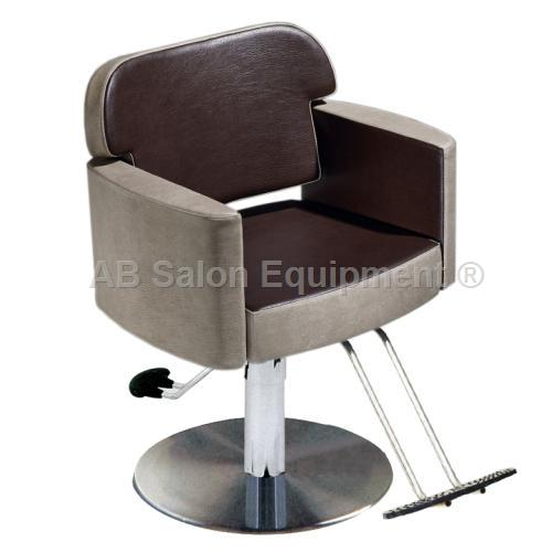 Salon Ambience CH/110-4/R Dea Styling Chair w/ 1684 Footrest
