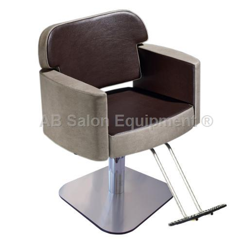 Salon Ambience CH/110-4/S Dea Styling Chair w/ 1683 Footrest