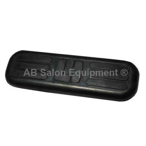 Takara belmont rt20472b 070 rubber pad for euro footrest for Ab salon equipment